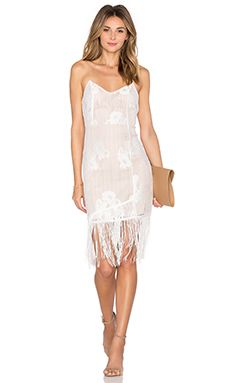 Lovers + Friends Firefly Dress in Ivory | REVOLVE