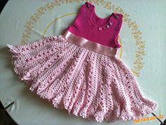 Baby Dress, Crochet Baby, Summer Dresses, Children, Babies, Fashion, Flowy Summer Dresses, Babys, Kids