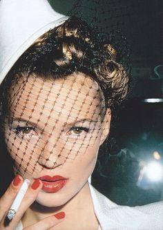 Kate Moss by Roxanne Lowit, 1994