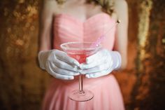 """""""Mad Men"""" 60's Style 30th Birthday Party Full of Fabulous Ideas via Kara's Party Ideas   Cake, decor, cupcakes, games and more! KarasPartyId..."""