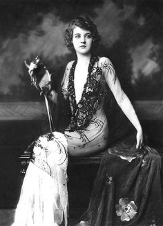 Alfred Cheney Johnston: Katherine Burke of the Ziegfeld Follies, 1925-31.