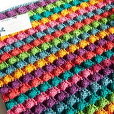 Crochet and arts: Blankets
