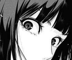 Sticker Anime Animegirl Manga Eyes Aesthetic Png Png - Aesthetic Black And White. - Sticker Anime Animegirl Manga Eyes Aesthetic Png Png – Aesthetic Black And White Anime Girl is fo - Manga Eyes, Anime Eyes, Sad Anime, Aesthetic Art, Aesthetic Anime, Lineart Anime, Anime Monochrome, Black Aesthetic Wallpaper, White Wallpaper