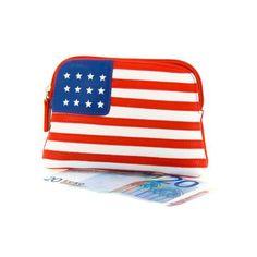Modelo USA, length: 10 cm, width: closed 7,5 cm PVP 22.00€ - $28.83 #monedero #purse