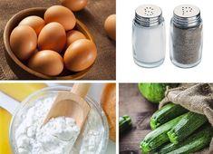 tortillas tacos de calabacín ingredientes Tapas, Tortillas, Gluten Free, Eggs, Healthy Recipes, Cooking, Breakfast, Food, Club