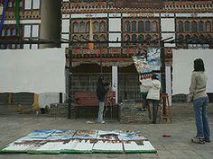 Blog about vounteering in Bhutan