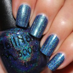 Nail Nation 3000 Spiritual Holo Nail Nation 3000 Spiritual Holo (The Holo Grail Box by Dazzled - June 2014)  $18