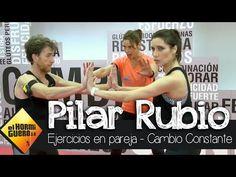 Una clase de ejercicios en pareja (VIDEO) | i24mujer