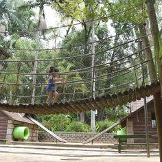 Hora da aventura!!!!  Tem coisa melhor que criança brincando ao ar livre? Deixa brincar subir descer cair se sujar suar muito... faz parte!! #maternidade #filhos #natureza #brincaraoarlivre #brincarfazbem #criançafeliz