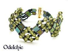 Tila taquila Odelchic   Tila Beads   Pinterest