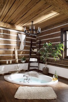 Bath in the village house, Poland. This looks like heaven to me.