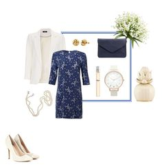 """Untitled #211"" by marthasdressingroom ❤ liked on Polyvore featuring Sole Society, Wallis, Equipment, Lenox, Chloé, Olivia Burton, IBB and Chanel"