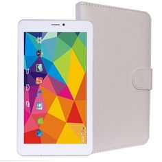 Maxwest Nitro Phablet 71 1.2GHz Dual-Core 512MB 8GB 7 Touchscreen Unlocked 4G Dual-SIM Phone/Tablet Android 4.4 (White)