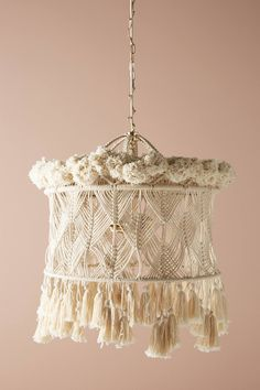 Shop the Macrame Chandelier and more Anthropologie at Anthropologie today. Read customer reviews, discover product details and more.