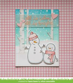 the Lawn Fawn blog: Lawn Fawn Intro: Plan on It: Fitness, Ink Cube Packs, Glitter and Embossing Powder!