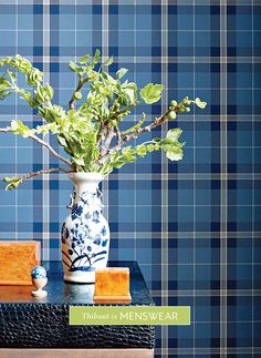 Grey and Camel Thibaut Winslow Plaid Tartan Wallpaper Wallpaper Stores, Wallpaper Online, Home Wallpaper, Bright Wallpaper, Tartan Wallpaper, Design Repeats, Coordinating Fabrics, Bonito, Paintings
