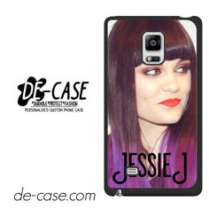 Jessie J DEAL-5864 Samsung Phonecase Cover For Samsung Galaxy Note Edge