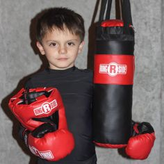 Steady Ringside Kids Boxing Gift Set 2-5 Year Old Other Combat Sport Supplies