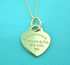 LOVE my Tiffany necklace I got in Mexico