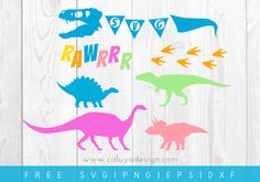 Kawaii Princess Unicorn Free SVG & PNG Download by Caluya Design