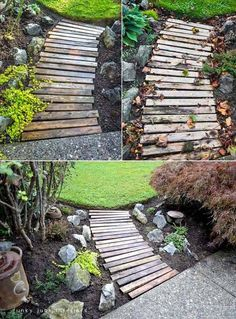 38 Insanely Smart and Creative DIY Outdoor Pallet Furniture Designs To Start homesthetics decor (1)