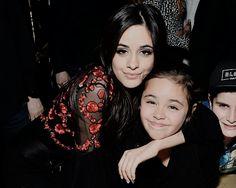 Camila and Sofi Cabello