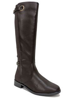 Aerosoles Women's One Wish Wide Calf Tall Boots Brown Size 6.5 M #Aerosoles #KneeHighBoots #Dress