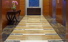Hotel Lobby - Ritz Carlton - Barry Design