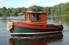 "18' Mini PH Tugboat ""Goliath"""