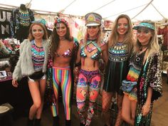WE KOKO experienced our very first weekend at Secret Garden Party festival and WOW … What a dream! Never ending magical outfits … bucket loads of glitter, sequins for days with Merm… Festival Looks, Festival Mode, Festival Gear, Music Festival Outfits, Festival Costumes, Rave Festival, Festival Fashion, Boomtown Festival Outfits, Secret Garden Festival Outfits