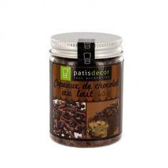 Mini-copeaux de chocolat au lait Patisdécor (40 g)