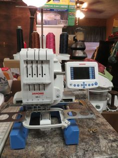 janome embroidery machine for sale