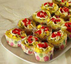 Kumpir cupcake