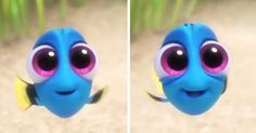 "Baby Dory Is The Cutest Part Of ""Finding Dory"" Or Any Movie Ever, Really"