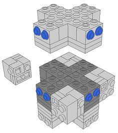 As mentioned in my introduction thread, I'm just now getting back into LEGO after a long hiatus and am working in CAD as I don't really own any phys. Lego Projects, Projects To Try, Lego Construction, Lego Design, Cool Lego, Lego Building, Lego Creations, Legos, Decorative Boxes