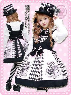 Black-Cat Alice's Magical Hat Jumper. This product is available at: http://www.cdjapan.co.jp/apparel/index.html