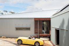 L-House / Alexander Symes Architect