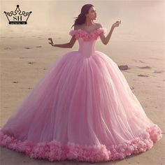 Find More Wedding Dresses Information about 2016 Pink Cloud Photo Wedding Dresses Long Tulle Long Cheap Sexy Vestido De Noiva Summer Puffy Ruffle Robe De Mariage Said Mhama,High Quality dress twist,China dress formal shoes mens Suppliers, Cheap dress trench coats for women from SERENE HILL on Aliexpress.com