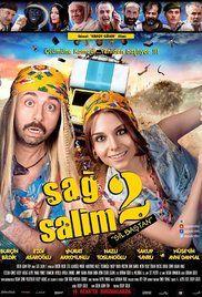 Sag Salim 2: Sil Bastan Poster