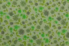 Vintage Floral Fabric Cotton Sateen Cotton by #TheFabricScore www.thefabricscore.etsy.com #vintage #fabric #sewing #diy