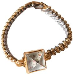 Unearthen Prism Crystal watch. <3