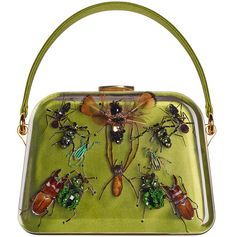 handbag, prada, entomolog bag, art, hirst entomolog, damien hirst, fashion accessori, bags, thing
