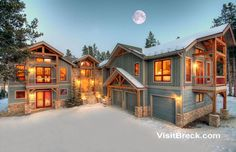Breckenridge Lodging | #Breckenridge Ski Vacation, Mountains, Colorado