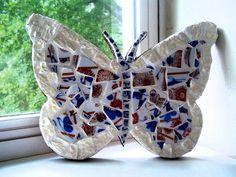 EarthMotherMosaics: Dot Painting and Mosaic Pendants