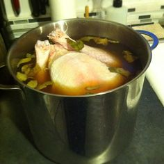 the BEST turkey brine