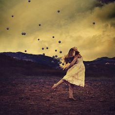I love this photo by Brooke Shaden http://www.flickr.com/photos/brookeshaden/