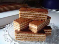 Recepty - Page 40 of 519 - Mňamky-Recepty. Slovak Recipes, Czech Recipes, Czech Desserts, Fun Desserts, Baking Recipes, Cake Recipes, Dessert Recipes, Slovakian Food, Cake Paris