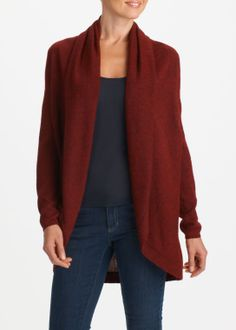 Circle Cardigan by Indigenous Designs | Rodale's