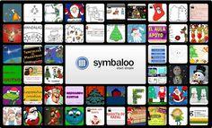 La CASETA, un lloc especial: Symbaloo de Nadal 2 Kids Christmas, App, Blog, Tic Tac, Cupcakes, English, School, Educational Activities, Castles