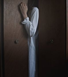 A nightmare Wendy has while napping of a woman coming out of her wardrobe. Not dream like